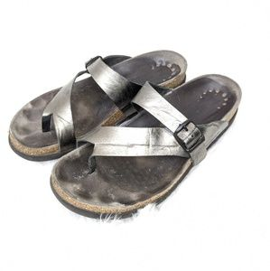 Mephisto | Helen Water-Repellent Slip On Sandal 38